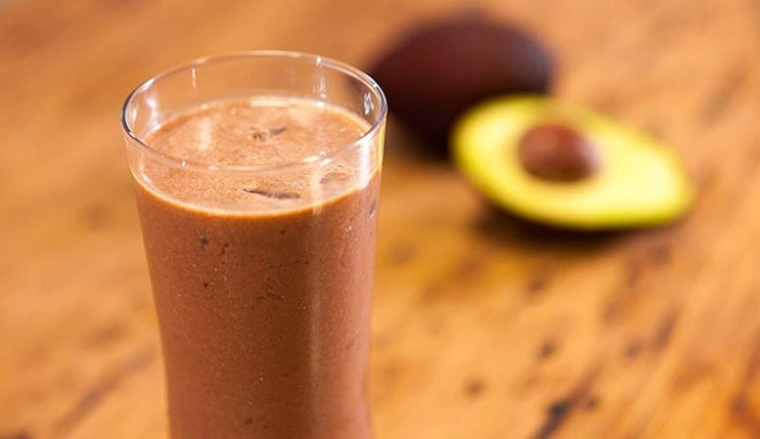 Chocolate Coconut Silk Smoothie
