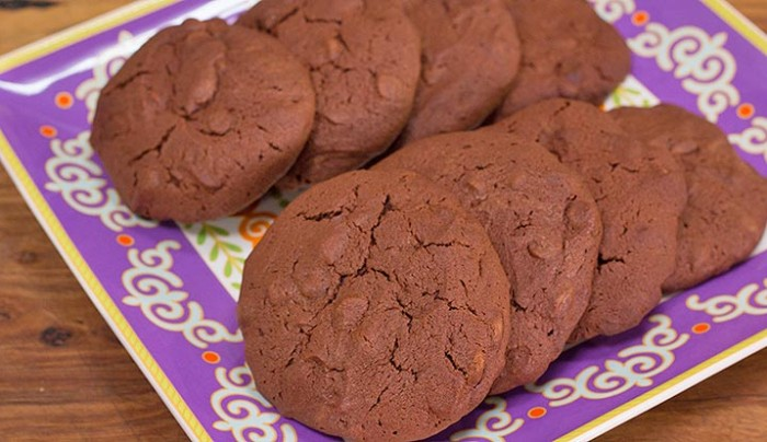 Anchors Dark Chocolate Guinness Cookies   Good Chef Bad Chef