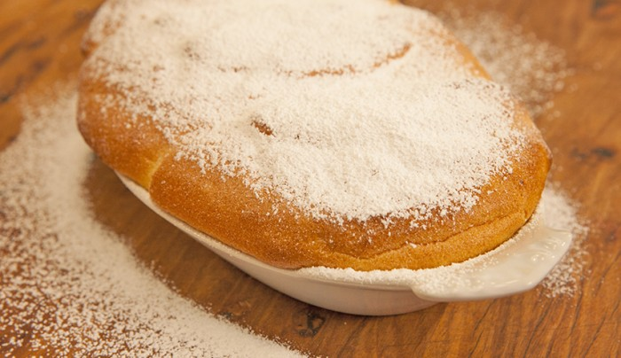 Salzburger Nockerl (Traditional Austrian Soufflé)