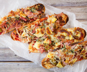 Pizza Subs