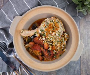 Confit Duck Cassoulet