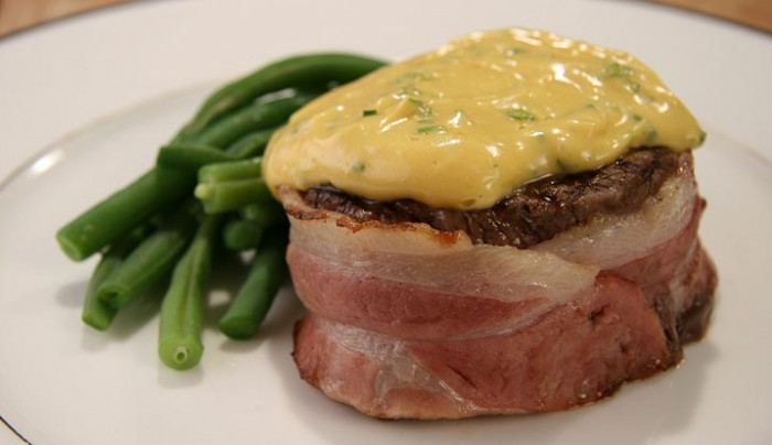 Fillet Mignon with Bearnaise Sauce
