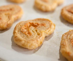 Palmier Cheese Biscuit