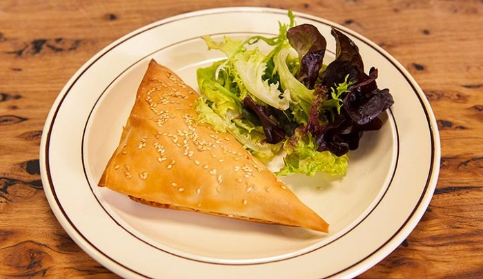 Fennel & Herb Fillo Pastries