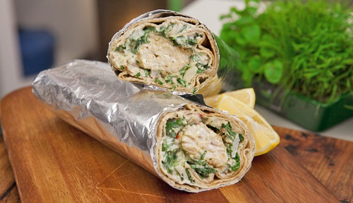 Middle Eastern Grilled Turkey Shawarma