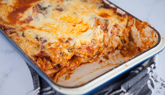Osso Bucco and Five Cheese Lasagne