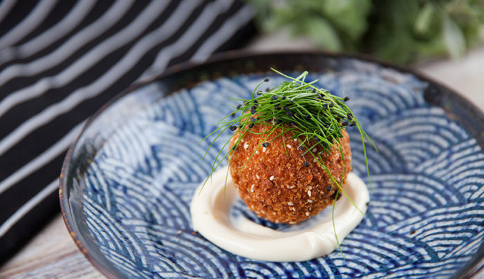 Japanese Potato Croquettes