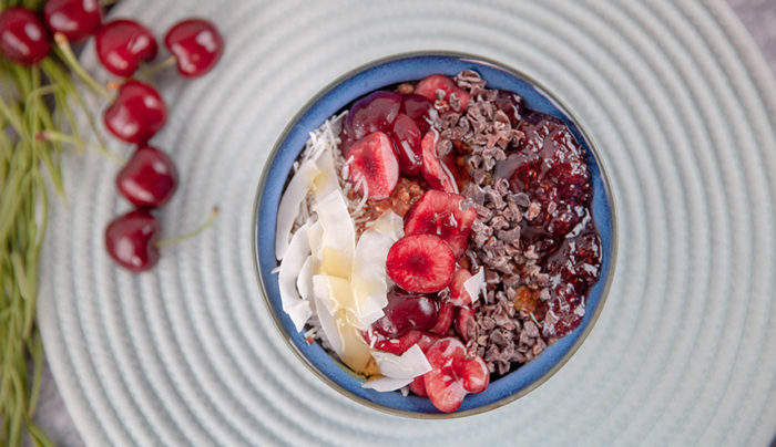 Lamington Porridge