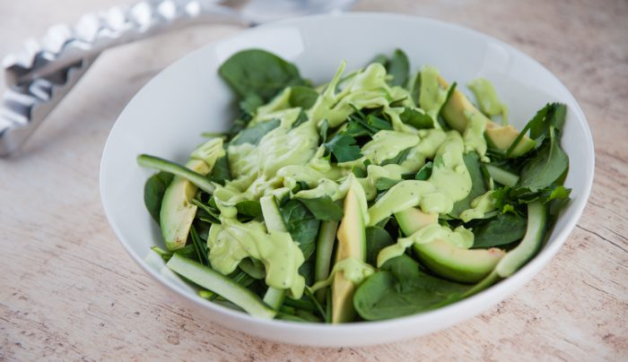 Kefir Avocado Dressing
